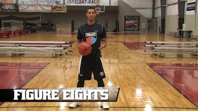 Figure Eights by Smart Basketball Training