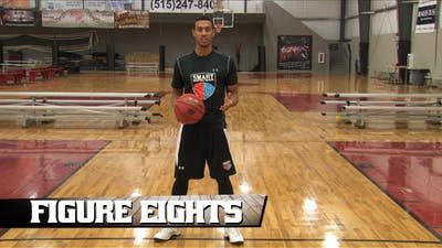 Instant Access to Figure Eights by Smart Basketball Training, powered by Intelivideo
