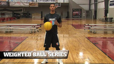Instant Access to Weighted Ball Series by Smart Basketball Training, powered by Intelivideo