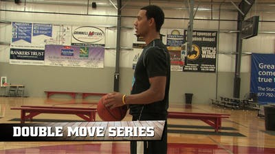 Instant Access to Double Move Series by Smart Basketball Training, powered by Intelivideo