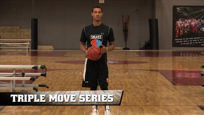 Instant Access to Triple Move Series by Smart Basketball Training, powered by Intelivideo