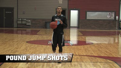 Instant Access to Pound Jump Shots by Smart Basketball Training, powered by Intelivideo
