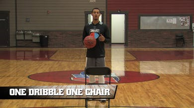One Dribble One Chair by Smart Basketball Training