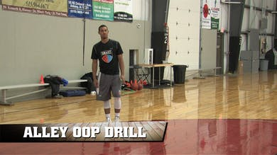 Alley Oop Drill by Smart Basketball Training