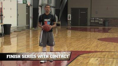 Instant Access to Finish Series with Contact by Smart Basketball Training, powered by Intelivideo