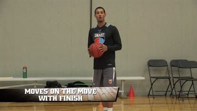 Moves on the Move with Finish by Smart Basketball Training