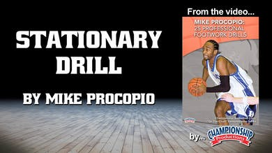 Stationary Drill by Smart Basketball Training