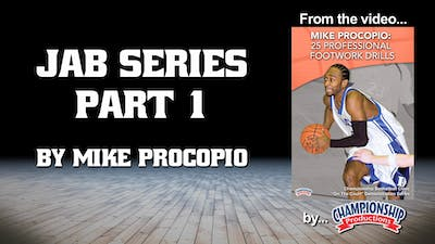 Instant Access to Jab Series Part 1 by Smart Basketball Training, powered by Intelivideo