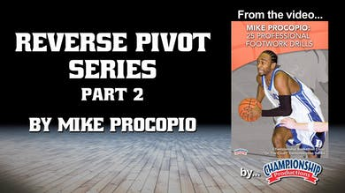 Reverse Pivot Series Part 2 by Smart Basketball Training