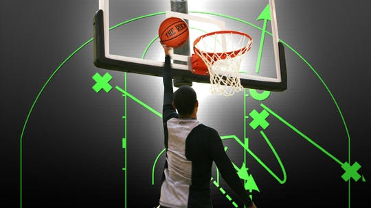 Finishing by Smart Basketball Training