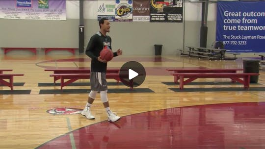 Footwork and Ball Handling by Smart Basketball Training
