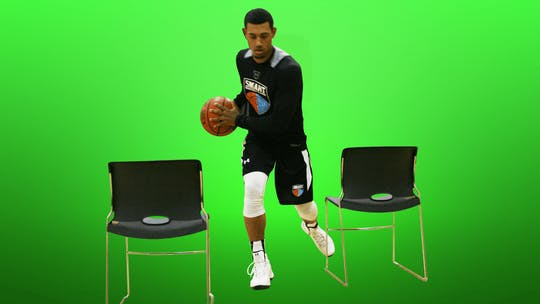 With Objects by Smart Basketball Training