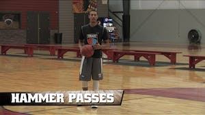 Instant Access to Hammer Passes by Smart Basketball Training, powered by Intelivideo