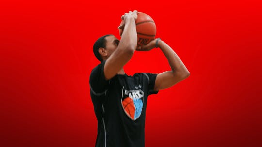 Catch and Shoot by Smart Basketball Training