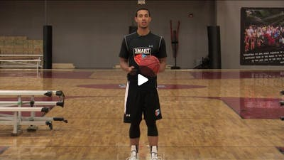 Crossover, Triple Move, & Cone Dribble by Smart Basketball Training