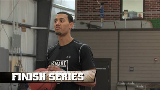 Finish Series by Smart Basketball Training