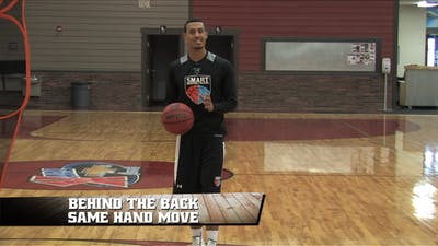 Instant Access to Behind the back to same hand by Smart Basketball Training, powered by Intelivideo