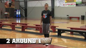 Instant Access to 2 Around 1 by Smart Basketball Training, powered by Intelivideo