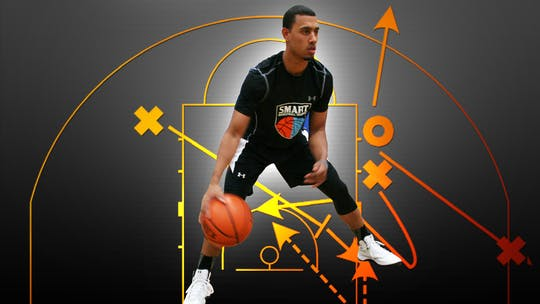 Ball Handling by Smart Basketball Training