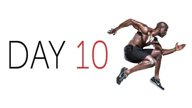 Day 10: Being Active vs. Being Fit by Robert Brace