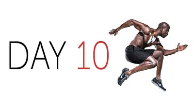 Instant Access to Day 10: Being Active vs. Being Fit by Robert Brace, powered by Intelivideo