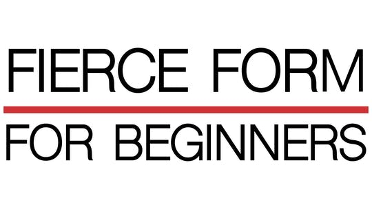 Fierce Form for Beginners by Robert Brace, powered by Intelivideo