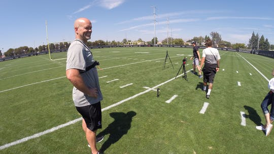 3.2 Kicking Drills by eCoach, powered by Intelivideo