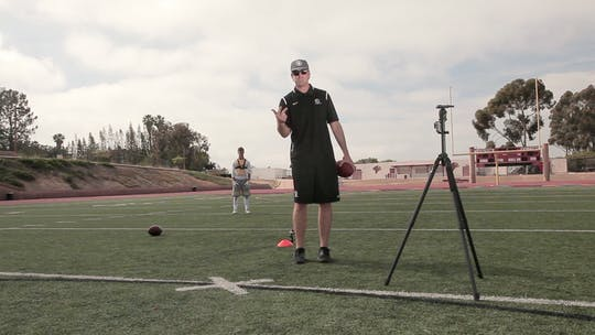 4.1 Quarterback Drills by eCoach, powered by Intelivideo