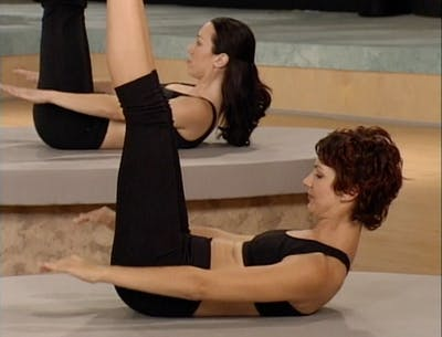 Instant Access to AB Sculpting Rutina en Español by Winsor Pilates, powered by Intelivideo