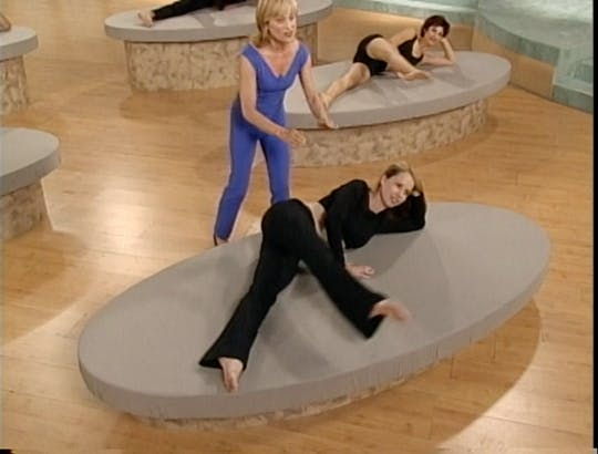 Bun & Thigh Sculpting Routine by Winsor Pilates