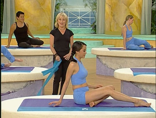 Power Sculpting Routine by Winsor Pilates