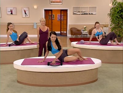 Instant Access to 20 Minute Circle Workout Routine by Winsor Pilates, powered by Intelivideo