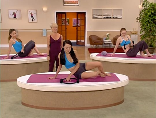 20 Minute Circle Workout Routine by Winsor Pilates