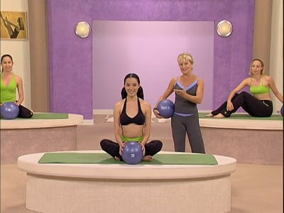 20 Minute Rapid Sculpting Workout Routine by Winsor Pilates