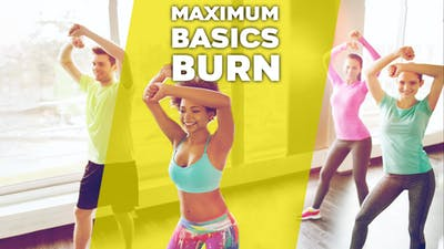 Maximum Basics Burn Routine by Winsor Pilates