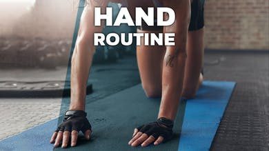 HAND Routine by Winsor Pilates