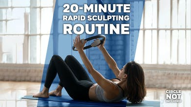 20-Minute Sculpting Circle Routine by Winsor Pilates