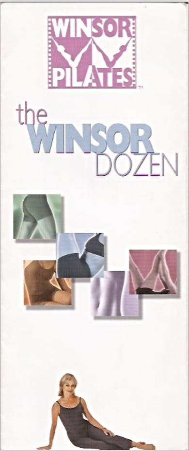 The Winsor Dozen by Winsor Pilates