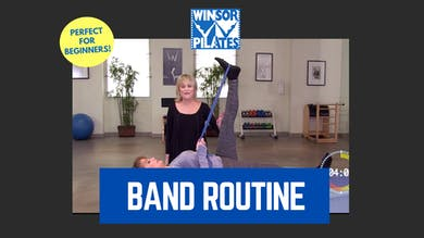 BAND Routine by Winsor Pilates