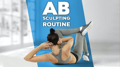 Ab Sculpting Routine by Winsor Pilates