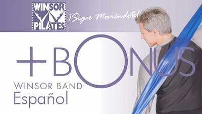 Instant Access to BAND Rutina en Español by Winsor Pilates, powered by Intelivideo