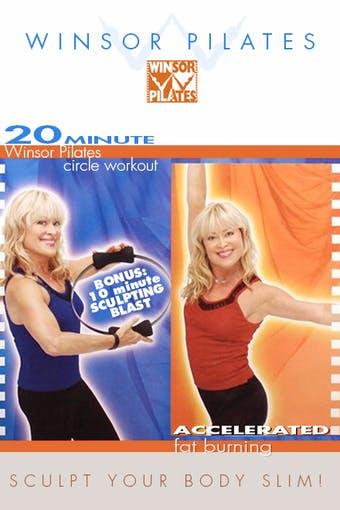 Instant Access to Accelerated Fat Burning/ 20 Min Circle Bundle by Winsor Pilates, powered by Intelivideo
