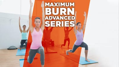 Maximum Burn Advanced Series Routine by Winsor Pilates