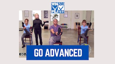 GO Advanced Routine by Winsor Pilates