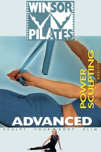 Power Sculpting with Resistance Advanced by Winsor Pilates, powered by Intelivideo